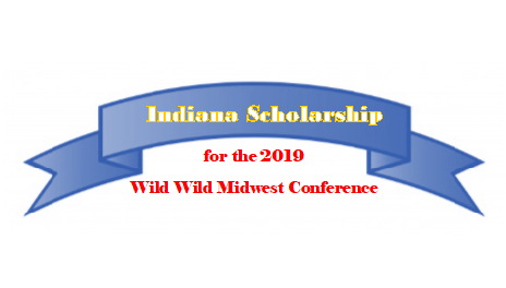 """SCHOLARSHIP OPPORTUNITY: Indiana We will award a scholarship to oneIndiana SCBWImember to cover the cost of one early bird registration for the 2019 Wild Wild Midwest Conference in Naperville, Illinois, May 3-5. The eligibility requirements are: Applicant must be a current SCBWI member and live in Indiana Applicant must submit a 100-word maximum essay answering the following question: """"What would attending the conference do for your writing or illustrating career?"""" The winner will be responsible for their own transportation, lodging, food and other necessary expenses. Although scholarships are not completely based on financial need, we kindly ask applicants to keep in mind those members who could not otherwise attend without this opportunity. Winners of scholarships will not be announced publicly. Our scholarship process is nowOPEN. If you are eligible,please apply by February 28th, 2019. The winner will be notified in early March. Questions? EmailShannon Anderson"""