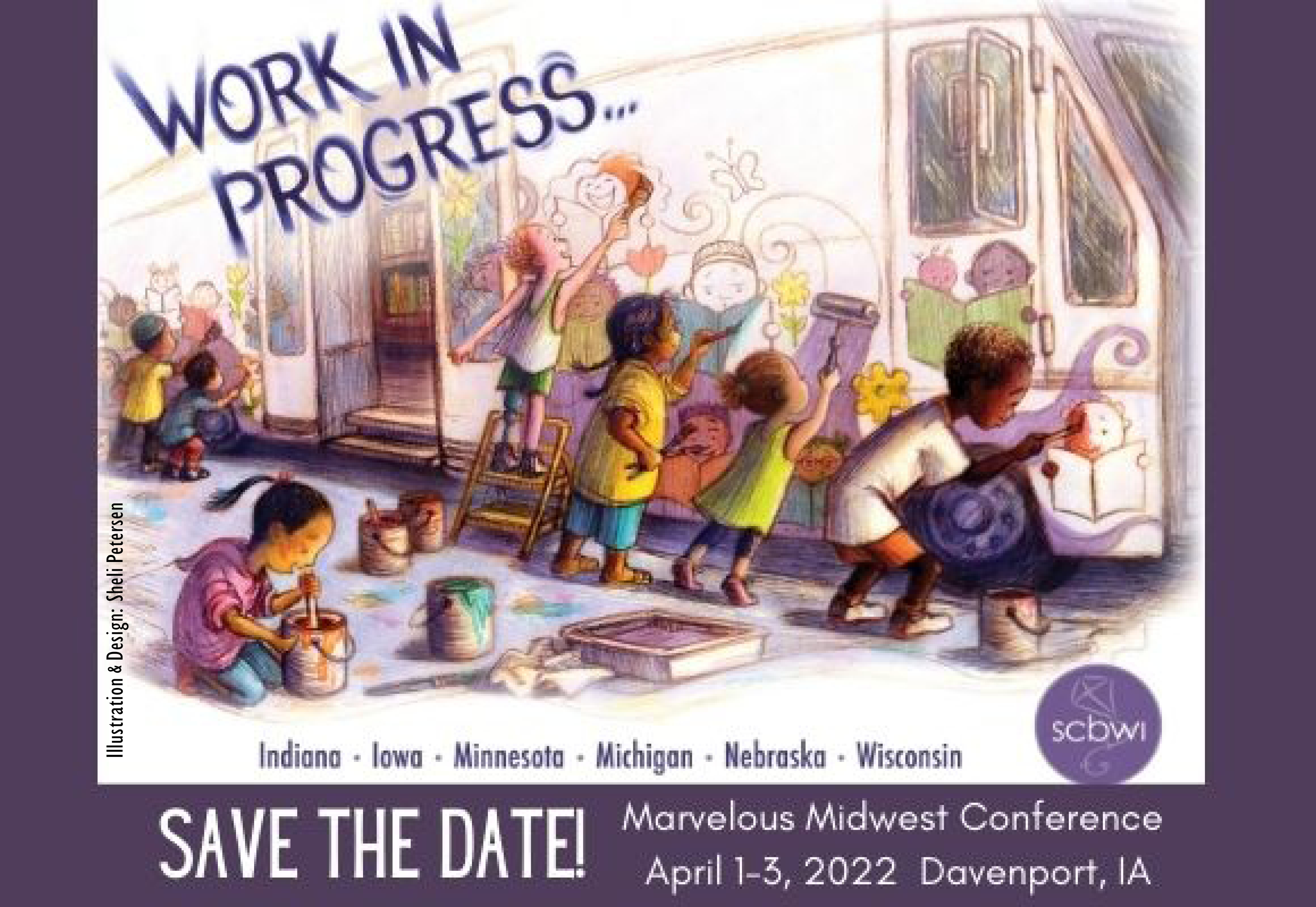 Mark your calendar for the next Marvelous Midwest Conference...coming up in 2022!